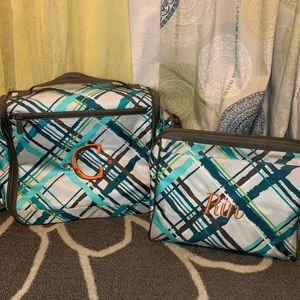 Thirty-One Travel Makeup Bags (retired)